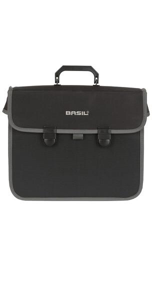 Basil Malaga Seitentasche 13L schwarz